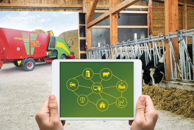 Online-Veranstaltung: Die digitale Speisekarte der Kuh – Dank Technik!?