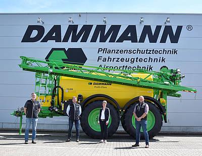 Lankhorst Nord: Dammann ist neuer Premium-Partner