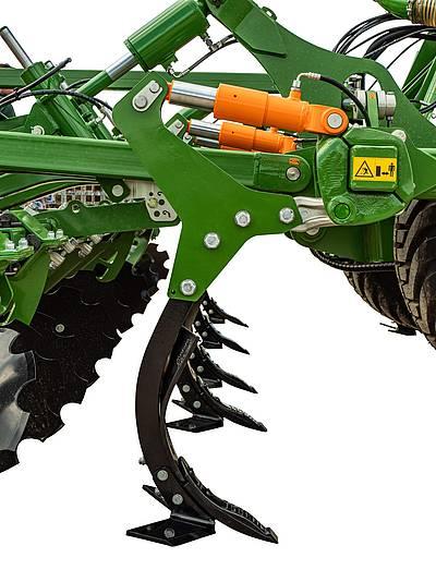 Amazone: Neue hydraulische Überlastsicherung