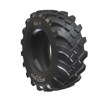 BKT: Reifen für den Agro-Truck