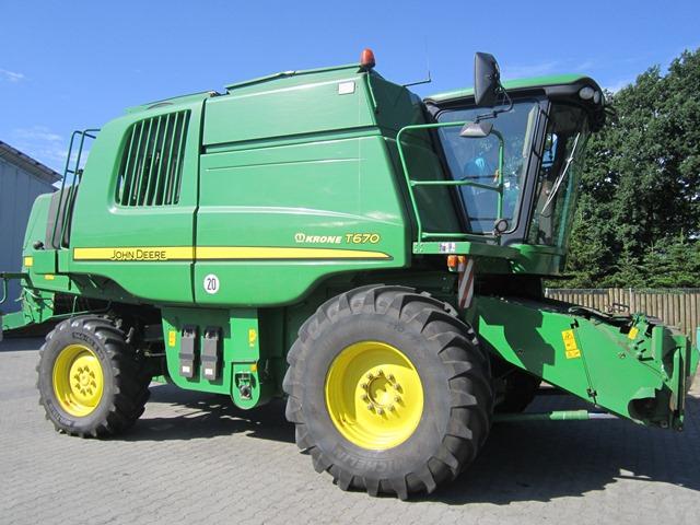 List of John Deere tractors - Tractor